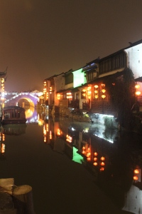 Suzhou - Shantang Jie