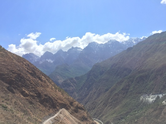 Tiger Leaping Gorge : 30th May - 1st june