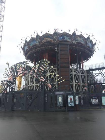 L'Île de Nantes - Les Machines