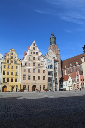Wrocław Town Square